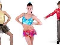 Camille Wolfe design - Jazz Dance Costumes