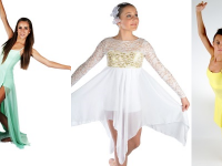 Camille Wolfe design - Lyrical Dance Costumes