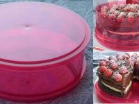 Delicake - Rose Round Master