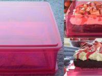 Delicake - Rose Square Master