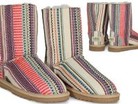 UGG Since 1974 - Aztec White Mid