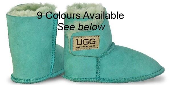 UGG Since 1974 – Baby Ugg Colours
