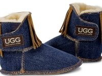 UGG Since 1974 - Baby Ugg Tribal Denim