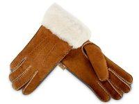 UGG Since 1974 - Chestnut Sheepskin Gloves