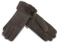 UGG Since 1974 - Chocolate Sheepskin Gloves
