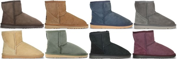 1396abf54fd UGG Since 1974 – Classic Mini Natural