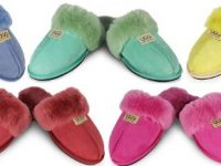 UGG Since 1974 - Designer Slipper Colours