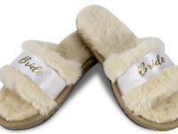 UGG Since 1974 - Fluffy Bride Slides