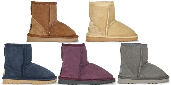 c4557cc444f UGG Since 1974 – Kids Classic Mid Natural