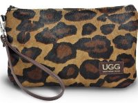 UGG Since 1974 - Leopard Clutch