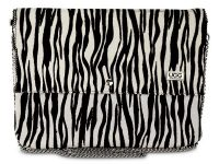 UGG Since 1974 - Sahara Clutch Zebra