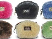 UGG Since 1974 - Sheepskin Coin Purse
