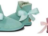 UGG Since 1974 - Toddler Ugg Bow