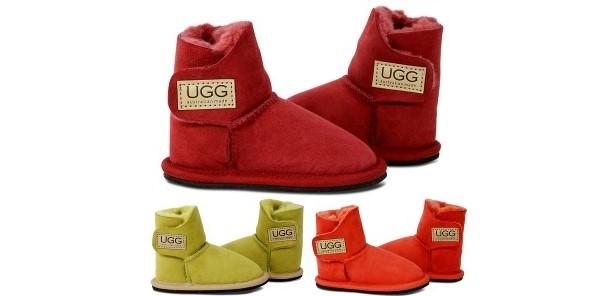 UGG Since 1974 – Toddler Ugg Colours