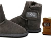 UGG Since 1974 - Toddler Ugg Natural