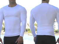 Aussie Togs – Men's Long Sleeve Muscle Top