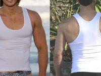 Aussie Togs – Men's Muscle Singlet Top