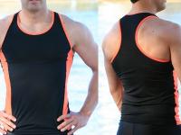 Aussie Togs – Men's Muscle Top Singlet Two Colour