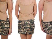 boobah Swimwear - Spandex Mini Skirt