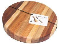 Big Chop – Derwent Collection – Round Board 33 x 4