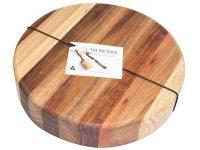 Big Chop – Derwent Collection – Round Board 33 x 7