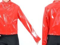 Camille Wolfe design - 706a Beat It Jacket