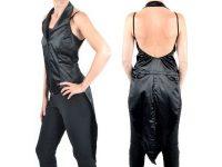 Camille Wolfe design - 728t – Tails Vest