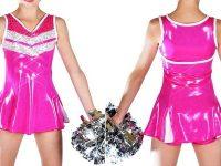 Camille Wolfe design - CH004 OMG Pink Cheerleader
