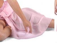 Camille Wolfe design - LH150 Hendrika Skirt
