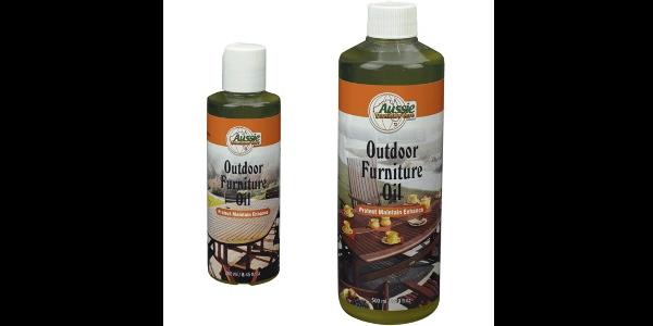 Aussie Furniture Care – Outdoor Furniture Oil