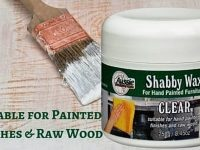 Aussie Furniture Care - Shabby Wax for Hand Painted & Raw Wood Furniture