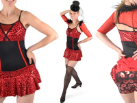 Camille Wolfe design - JH011 Burlesque
