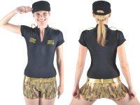 Camille Wolfe design - JH095 Commander