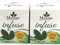 Moringa Leaf with Ginger & Lemon X 2 Boxes