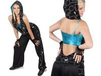 Camille Wolfe design - JH077 T3 Hip Hop