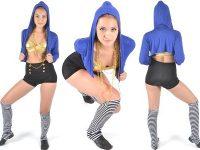 Camille Wolfe design - JH078 Rachels Hip Hop