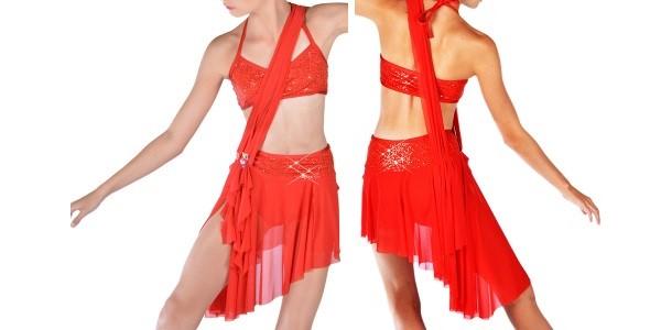 Camille Wolfe design – LH263 Red Warrior