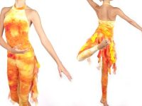 Camille Wolfe design - Firebird