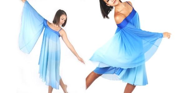 Camille Wolfe design – LH072 Culotte Dress