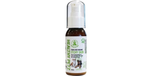 Natural Aid – Homeopathic Pet Itchy Skin Cream