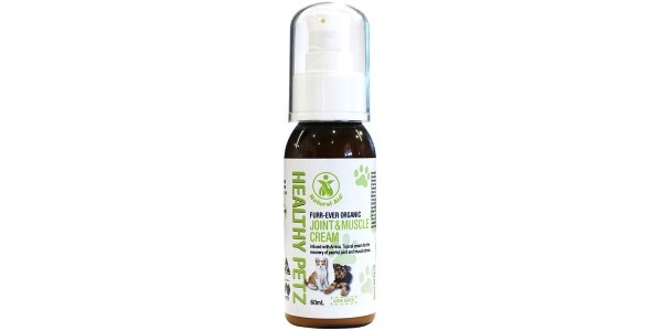 Natural Aid – Joint & Muscle Cream for Pets