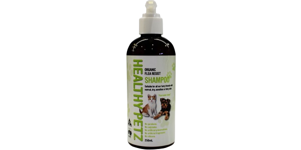 Natural Aid – Organic Shampoo For Dogs