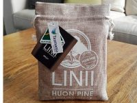 Linii Tasmania – 285 gm Huon Pine Bag