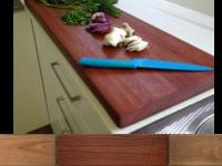 The Cutting Board Company – Café Sandwich Board 1000 x 285 x 35 mm