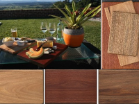 The Cutting Board Company – Combo Board Set - Chopping and Cheese Boards