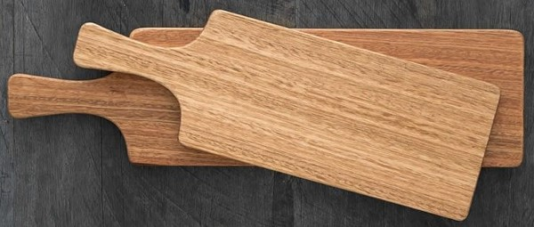 The Cutting Board Company – Paddle Board Pair – Small & Medium