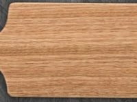 The Cutting Board Company – Small Paddle Board 420 x 140 x 20 mm