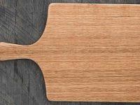 The Cutting Board Company – Small Pizza Board 360 x 240 x 20 mm