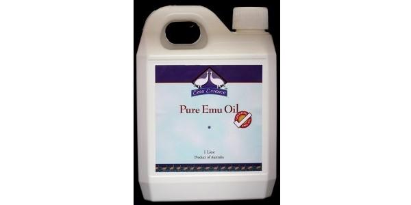 Emu Essence – Pure Emu Oil 1 litre