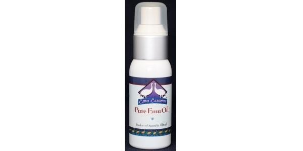 Emu Essence – Pure Emu Oil 60 ml